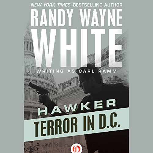 Terror in D.C. audiobook cover art