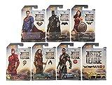 Hot Wheels Justice League 7 Car Set Batman, Flash, Wonder Woman, Cyborg, Aquaman, Superman