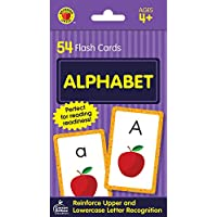 Alphabet Flash Cards (Brighter Child Flash Cards)