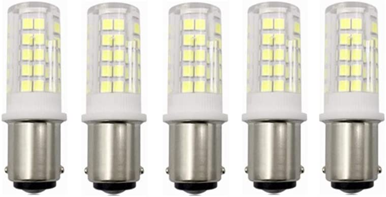 Light Bulbs BA15D NEW before selling ☆ LED 5W Le 110V 40W Manufacturer direct delivery Dimmable Equivalent