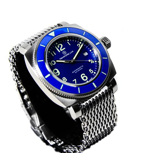 TEMPORE LUX V One Swiss Automatic Watch - MILANESE