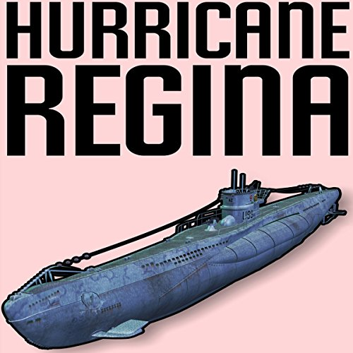 Hurricane Regina audiobook cover art