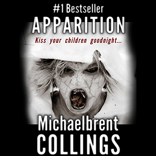 Apparition audiobook cover art