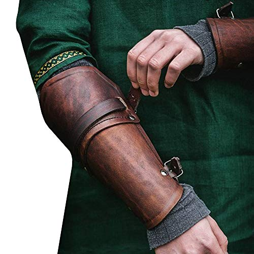 Top 10 bracers brown leather for 2021