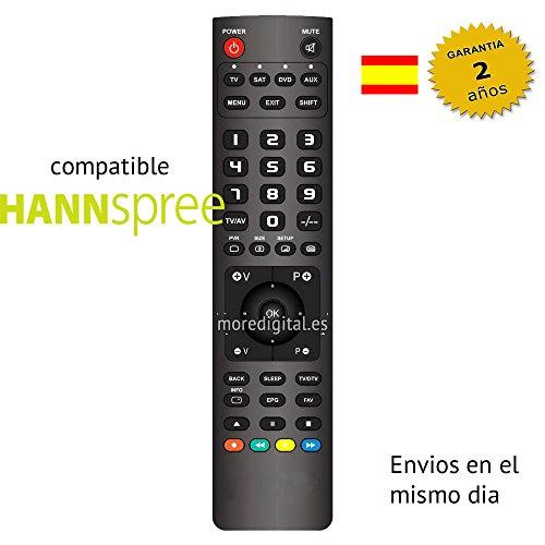 Mando distancia Especifico Television Tv HANNSPREE-