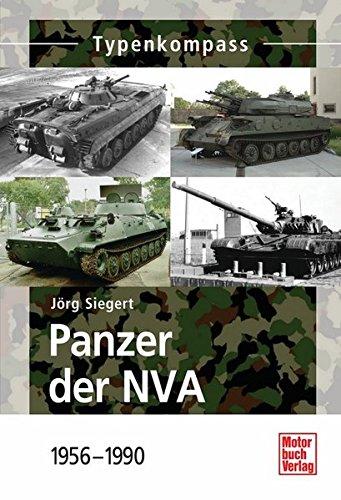 Panzer der NVA: 1956-1990