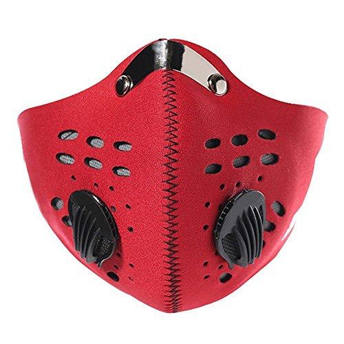 Yuno montaña ciclismo máscara mascarilla antiniebla