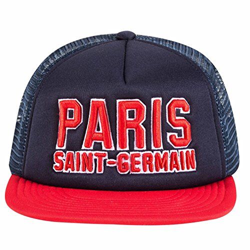 PARIS SAINT-GERMAIN Casquette PSG - Collection Officielle Taille Adulte Homme