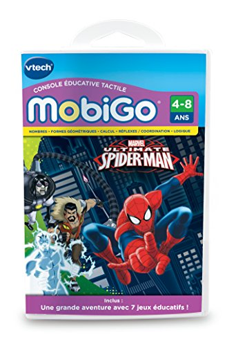 Vtech - 253605 - Jeu Educatif Electronique - Mobigo Spiderman