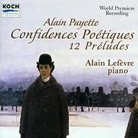 Payette;Confidences Poetiques