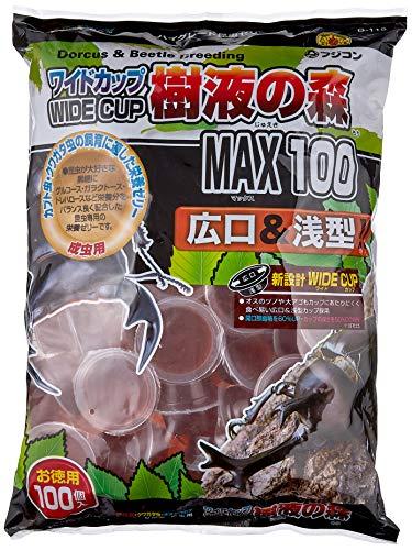 フジコン ワイドカップ 樹液の森 100P (16g×100個入)