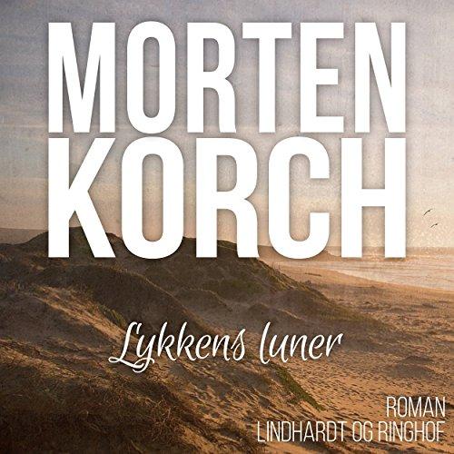 Lykkens luner audiobook cover art