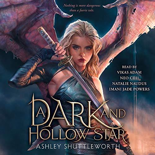 A Dark and Hollow Star cover art