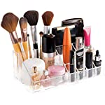 Beauty Shopping Clear Cosmetic Storage Organizer – Easily Organize Your