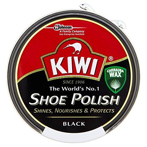 Kiwi Shoe Polish Black 50ml