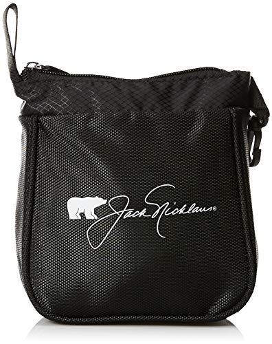 Jack Nicklaus Men's Valuables Pouch, Solid, One Size