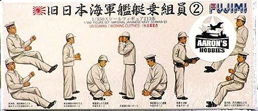 Fujimi 1/350 Imperial Japanese Navy Seaman Figure Set #2 (213 figures)