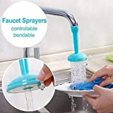 HRIDAAN's Tap Filter Shower Sprinkler Faucet for Kitchen Sink, Bathroom and Other taps