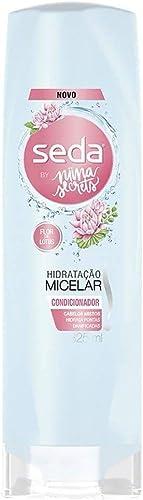 Condicionador By Niina, Hidratação Micelar, Seda, 325 ml