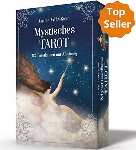 Mystisches Tarot: 83 Tarotkarten mit Anleitung