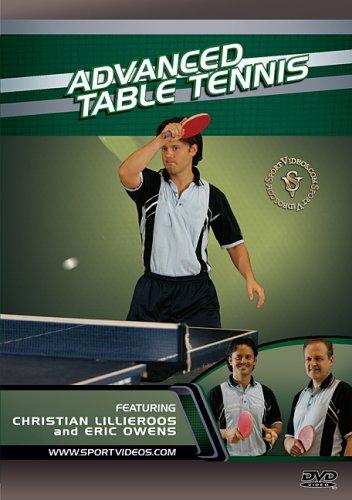 Advanced Table Tennis [Import anglais]