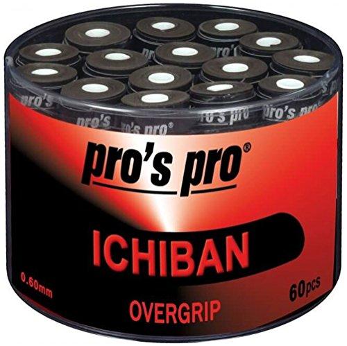 Pro Pros 60 Griffbänder Ichiban schwarz