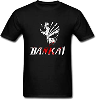 ZhiBo Vintage Bloody Death Mask Design T-Shirt for Mens