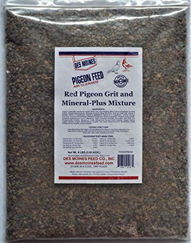 Red Pigeon Grit & Mineral-Plus Mix (8)