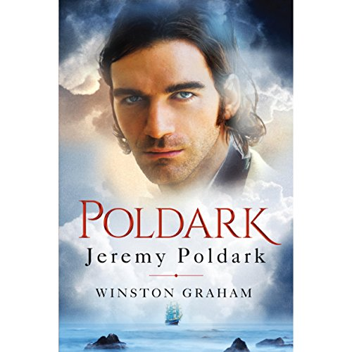 Jeremy Poldark audiobook cover art