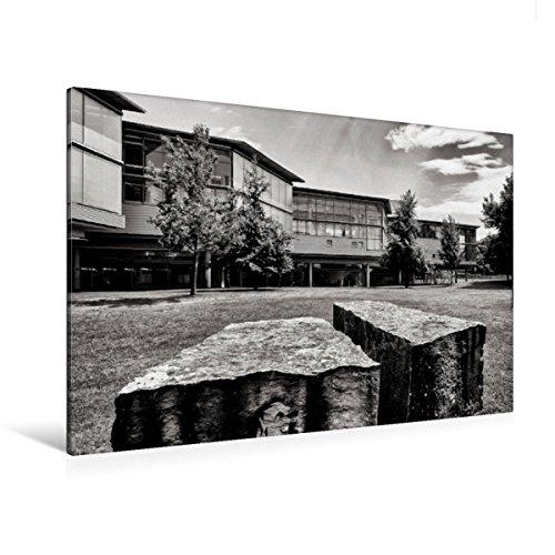 Premium Textil-Leinwand 120 x 80 cm Quer-Format Göttingen in Niedersachsen | Wandbild, HD-Bild auf Keilrahmen, Fertigbild auf hochwertigem Vlies, Leinwanddruck von Markus W. Lambrecht