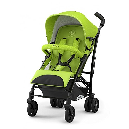 KIDDY 4604 fec097 voiture de sport evocity 1 avec porte-gobelet Vert citron vert