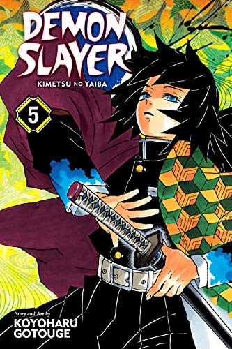 Demon Slayer: Kimetsu no Yaiba, Vol. 5: To Hell