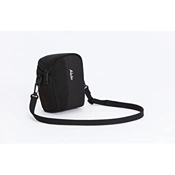 Large Digital Camcorder//Video Padded Carrying Bag//Case For Canon Samsung Panasonic /& JVC Sony Microfiber Cloth