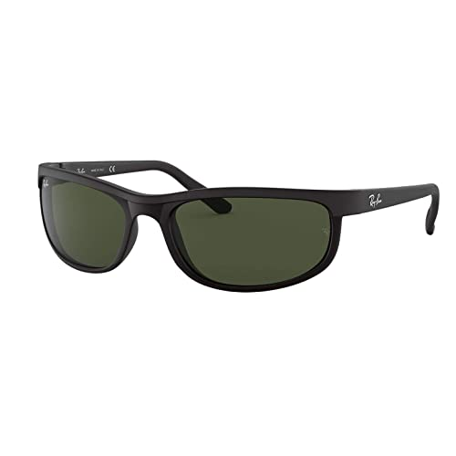 Amazon.com: Ray-Ban RB2027 Predator 2 Sunglasses Matte Black ...