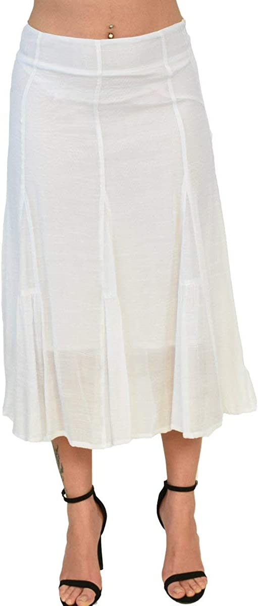 @zucar Ladies Woven Layered Skirt - LRPK150