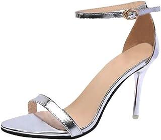 32456a7c Zapatos de Tacón de Aguja Alto Cuña Otoño 2018 PAOLIAN Calzado de Vestir de  Moda Dama