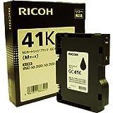 リコー SGカートリッジ ブラック GC41K 515807