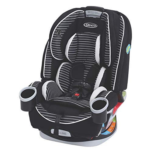 Graco 4Ever 4 in 1 Convertible Car Seat | Infant to Toddler Car Seat, with 10 Years of Use,...