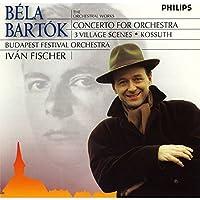 Bartok: Works for Orchestra Vol. 3 by Ivan Fischer (2015-05-27)