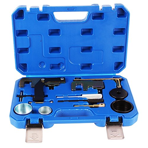 TECPO Zahnriemen Werkzeug Satz für Renault Common Rail Opel Nissan Einstellwerkzeug