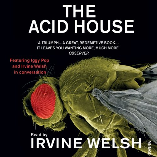 The Acid House audiobook cover art