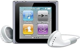 Apple iPod Nano 6th Generation (16GB, Graphite)
