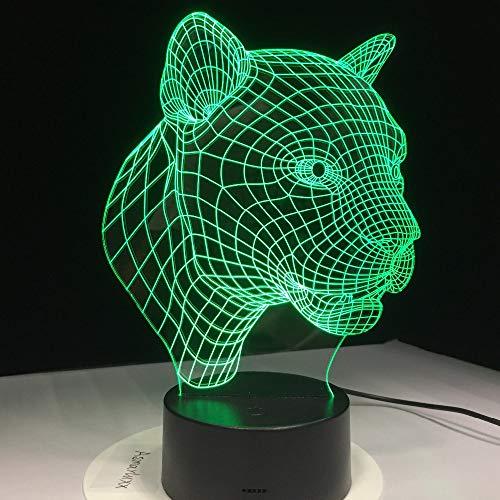 Jiushixw 3D-kleurverandering nachtlampje koel zwemmen fotolijst met afstandsbediening tafellamp kunststof kinderen geschenk toiletlamp boot