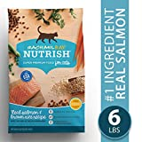 Rachael Ray Nutrish Premium Natural Dry Cat Food, Real Salmon & Brown...
