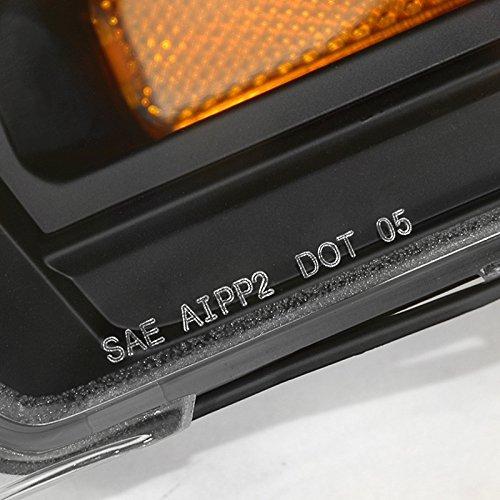 Spec-D Tuning LB-COR93-RS Turn Signal Light