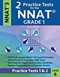 2 Practice Tests for the NNAT Grade 1 NNAT 3 Level B: Practice Tests 1 and 2: NNAT 3 Grade 1 Level B Test Prep...