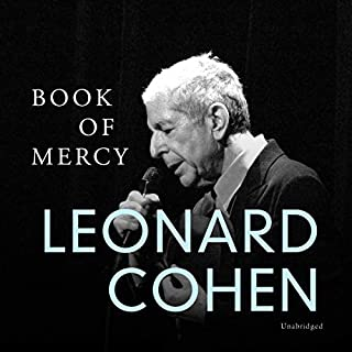 Book of Mercy audiobook cover art
