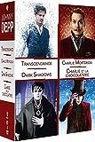 Johnny Depp: Transcendance Mortdecai + Dark Shadows + Charlie et la chocolaterie