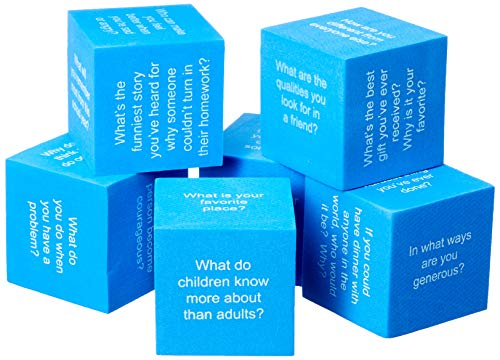 Teacher Created Resources Foam Life Question Cubes (TCR20702)
