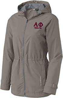 Best alpha phi rain jacket Reviews